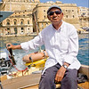 Valletta - The Boatman