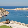 Valletta - View towards Fort Ricasoli