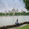 Victoria Memorial (lake view 1)