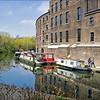 Canal Near Granary Square