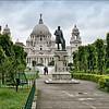 Victoria Memorial (rear view)