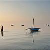 Break of Dawn: A Fisherman Prepares