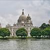Victoria Memorial (lake view 2)