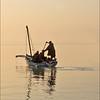 Break of Dawn: The Fishermen Are Off