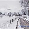 Road To Peillonnex / Marcellaz - Peillonnex dans la Neige