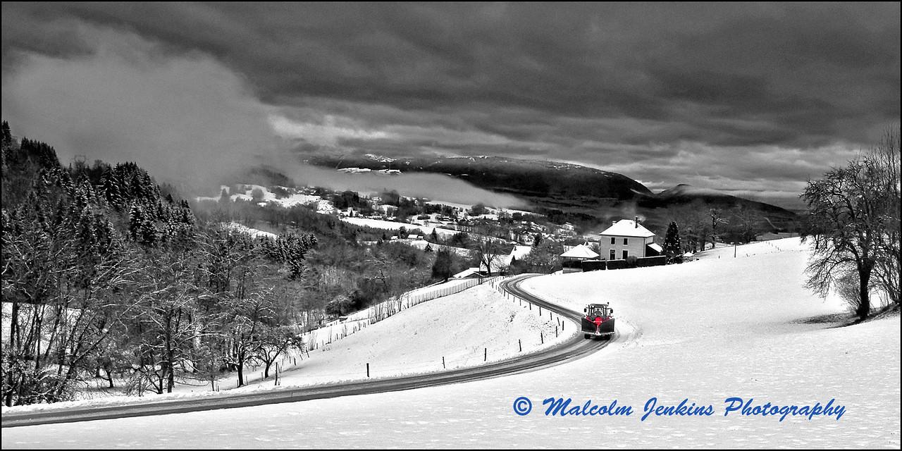 More Snow On The Way / Encore la Neige