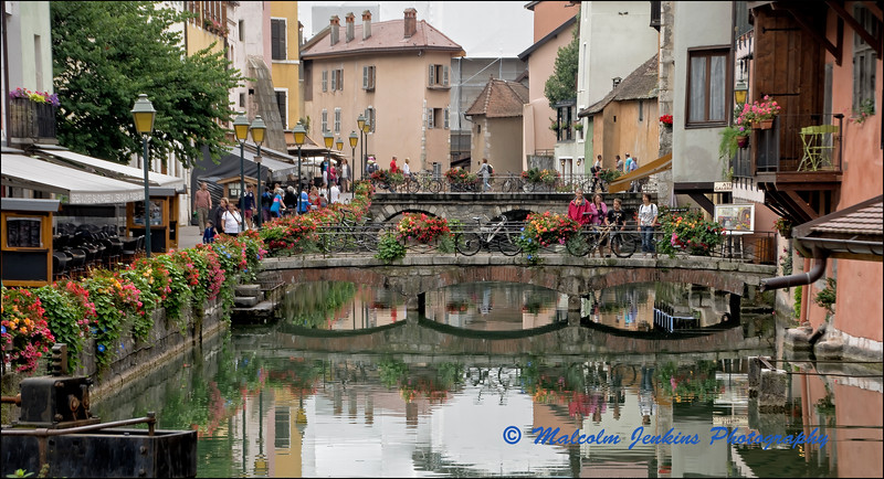 Annecy Old Town (1) / Annecy la Vieille Ville (1)