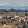 La Tour, Haute Savoie.