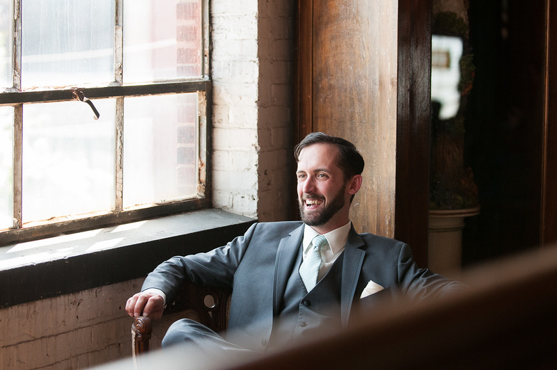Anson + James | Chicago Wedding