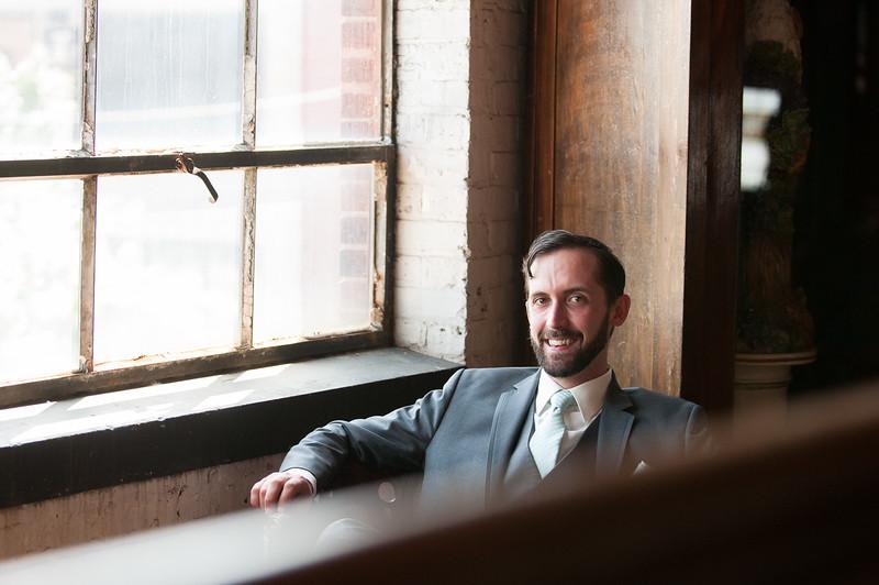Anson + James | Chicago Wedding