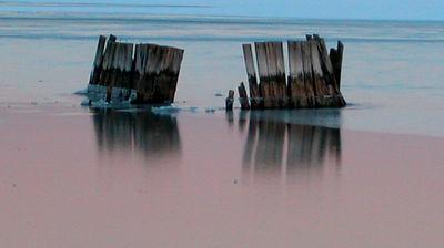 Abandoned Reflections Bellport, NY