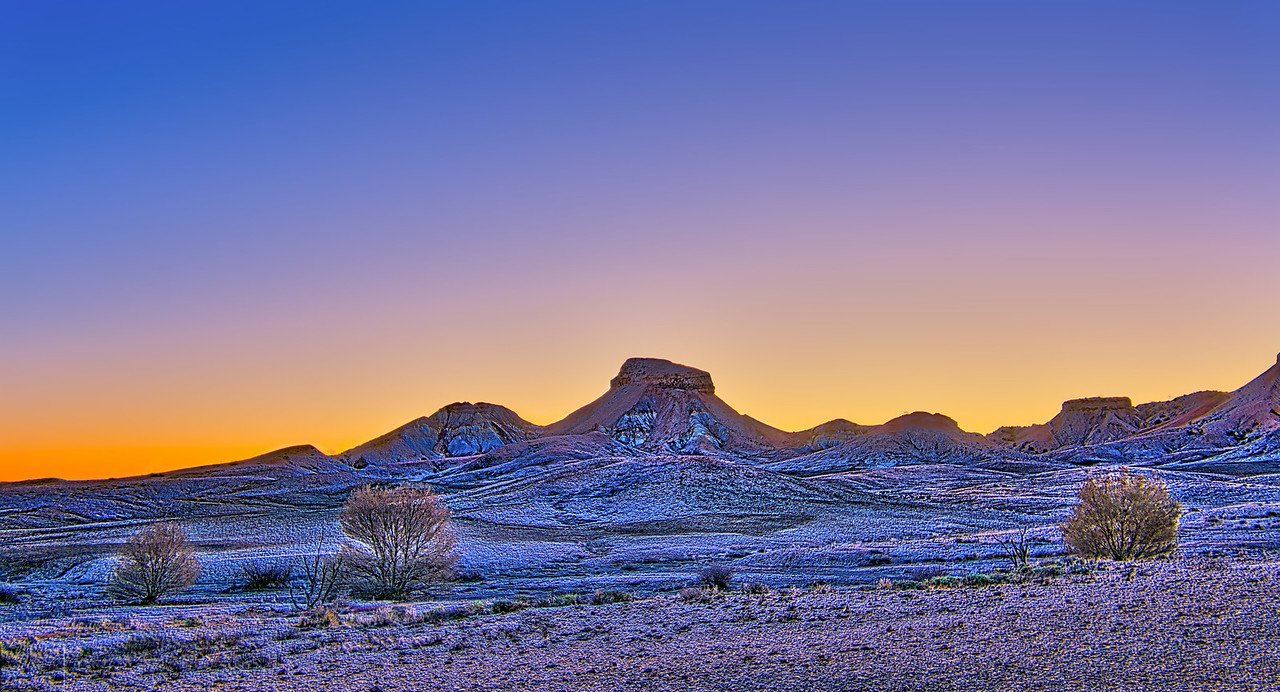 Painted Desert Sunrise