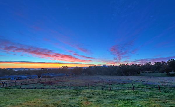 Stunning Sunrise