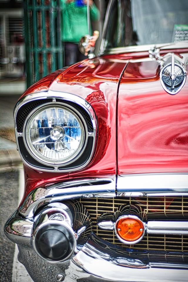 Jailhouse Rock Festival Car Exhibition