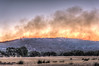 The Grampians is burning...
