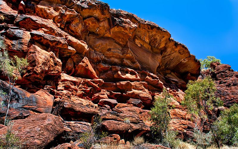 Palm Valley Rocks
