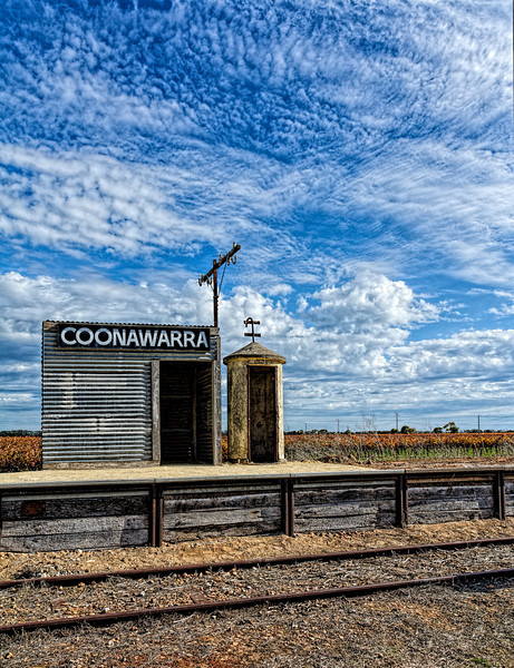 Coonawarra Siding