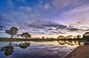 Reflections at Green Hill Lake