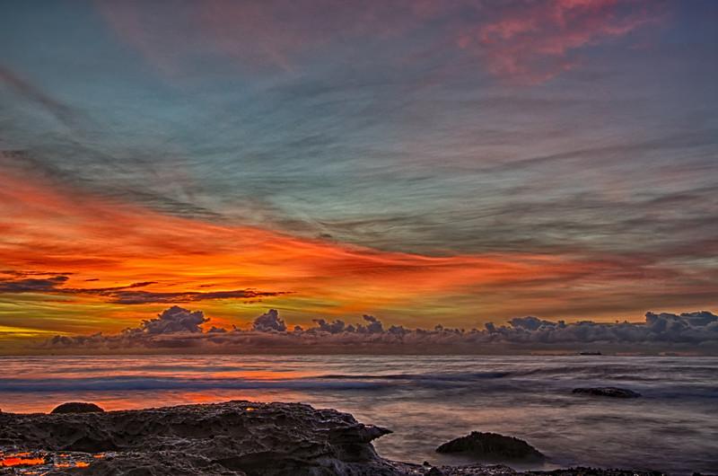 Sunset at Bulli