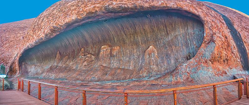 Uluru Cave