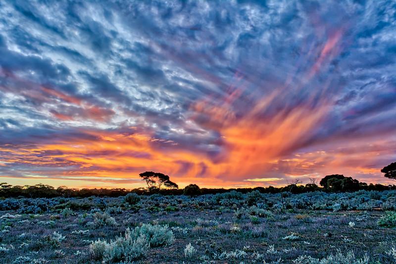 Madura Sunset