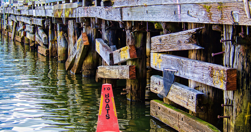 How safe is this pier?