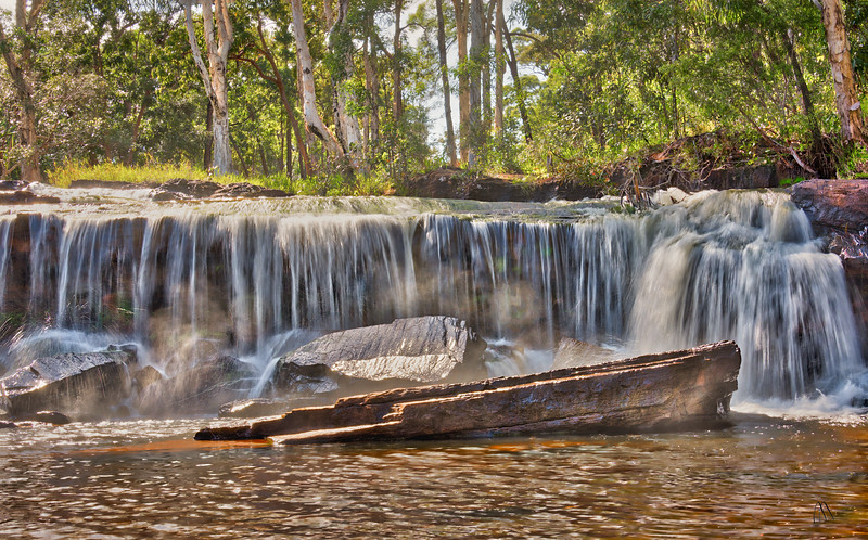 Cape York Waterfall