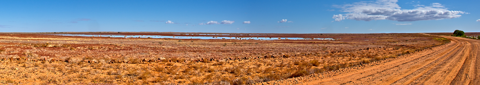 Water in the Outback