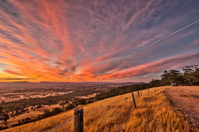 Grampians Sunset