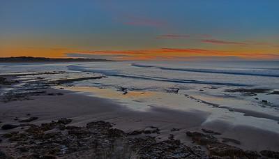 Sunrise at Bird Rock Lookout