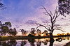 Green Hill Lake sunrise