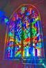 Melbourne Photo Walk - Church Window