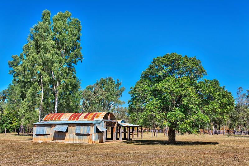 Old Breeza Historical Site