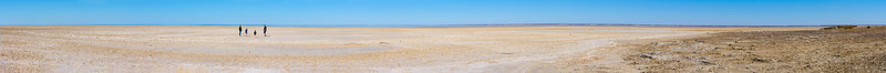 Lake Eyre Panorama