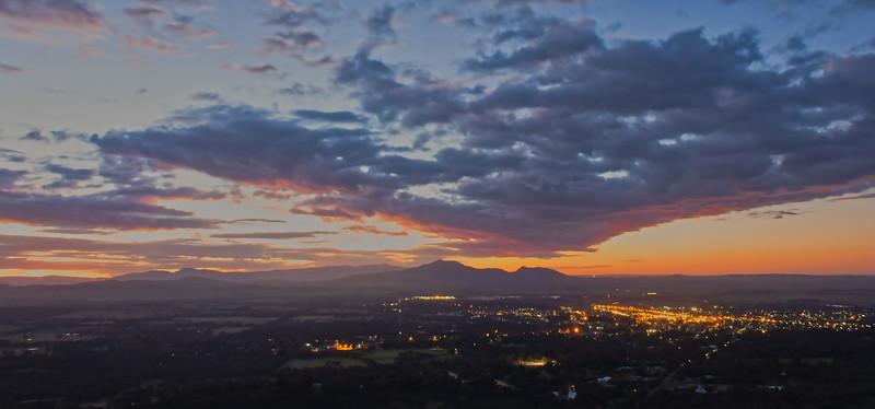 Sunrise over Ararat
