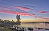 Green Hill Lake Sunset
