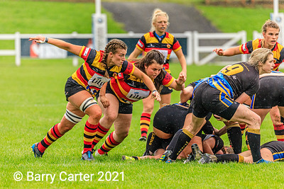 Harrogate Ladies 1st v West Park Leeds Ladies