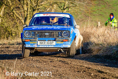 Ford Escort RS1800 Mk2 NKR 168P