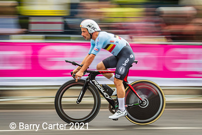 Victor Campenaerts Belgium UCI Worlds Time Trial