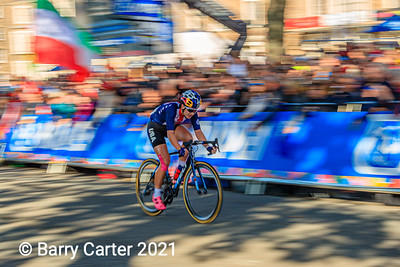 Chloe Dygert Womens Road Race 2019