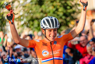 Annemiek Van Vleuten World Champion