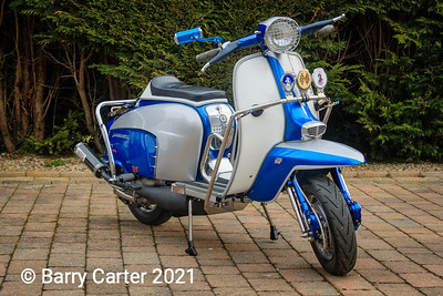 Lambretta TV200 Mint Condition