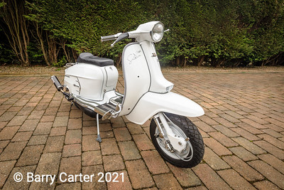Lambretta SX200 One Careful Owner