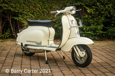 Lambretta TV175 in Pristine Condition