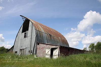 Northern Minnesota Barns