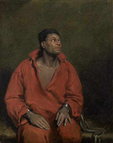 <i>The Captive Slave</i>, John Philip Simpson. Animation: Claudia Hart