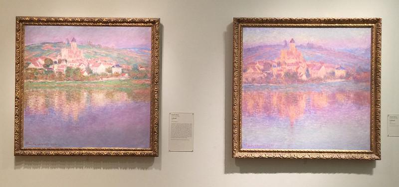 <i>Vétheuil, Vétheuil</i>, Claude Monet. Animation: Jarad Solomon