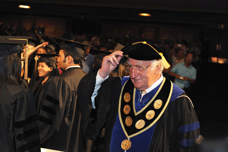 College of Pharmacy Commencement