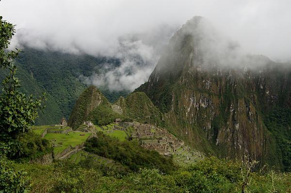 Machu Pichu Sanctuary