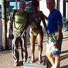 Rich and Bob, Nude Statue, Oslo, Norway